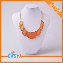 Wholesale Chunky Statement Necklace Silicone Teething Necklace