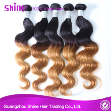 Ombre Hair Bundles Human Virgin Hair Extension