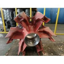 Ductile Cast Iron Six Spider wheel Hub