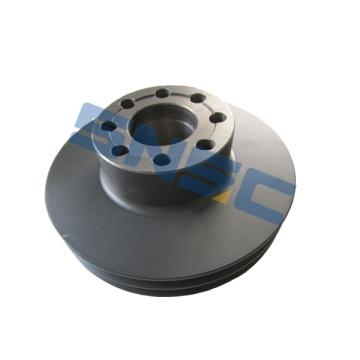 WD615 weichai engine parts belt pulley 61560020016
