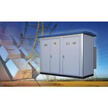 11kV vorgefertigte Umspannwerkspaket Umspannstation kombinierte Unterstation