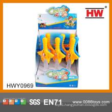 Funny Flashing Swords Mini Plastic Promotion Toys for Kids