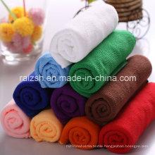 Microfiber Car Wash Towel Multifunction Kitchen Clean Towel 30 * 70cm