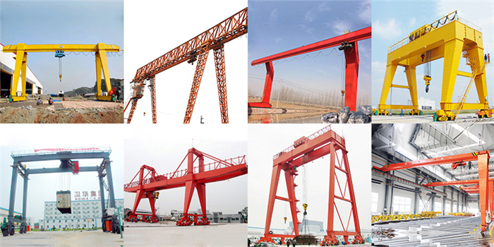 20 tons gantry crane