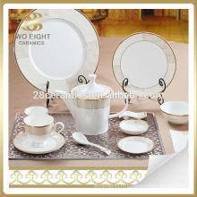 Allemagne vaisselle définit des ensembles de dîner en porcelaine et des services à thé de Chaozhou