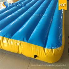 Tapetes Inflables inflables de la gimnasia de la yoga de la pista del aire para la venta