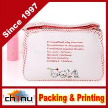 100% bolsa de algodón / bolsa de lona (910027)