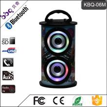 BBQ KBQ-06M 10W 1200mAh 2017 Lady High Heel Stereo Outdoor Mini Bluetooth Speaker for Sale