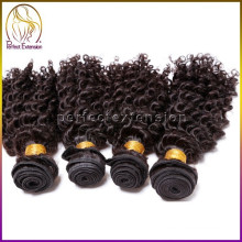 pre-bonded hair extension brazilian kinky curly 20 inch raw virgin hair