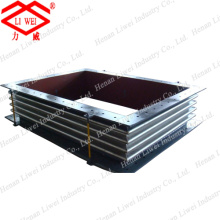 Rectangular Stainless Steel Expansion Joint bellows