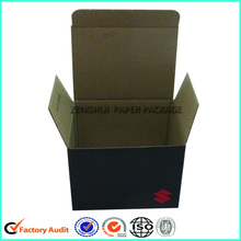 Black+Corrugated+Packaging+Boxes+With+Lid