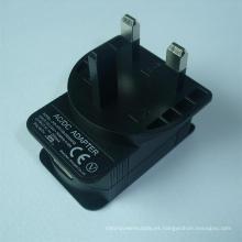 5V 2000mA Reino Unido Plug USB Power Adapter