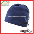 Bonnet chauffant pour le cou, 100% polyester, chapeau chauffant à manche multi-usage