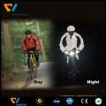 Chine vente chaude hommes en cours d'exécution réfléchissant vélo veste de sécurité