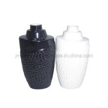 Keramik-Schnapsflasche