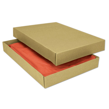 Vestuário T-shirt Dress Garment Packaging Boxes