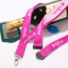High Quality Custom Neck Ribbon Lanyard Manufacter