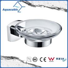 Contemporary Chromed Soap Dish (AA7716B)