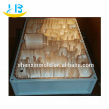 Moulage sous pression en aluminium de précision adapté aux besoins du client de fournisseurs de confiance d'alibaba