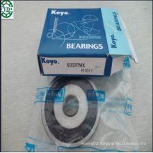 10.3*42*13mm 6302rmx Japan Koyo Motor Car Bearing