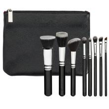 Ensemble de brosse à maquillage végétalien 8PCS de haute qualité (ST0802)