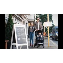 Tendance 2020 Babies Wholesale Poussette pour bébé haut de gamme 3 en 1