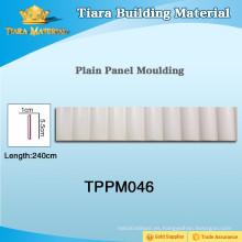 Moldes de panel de pared multicolor PU con rendimiento fiable