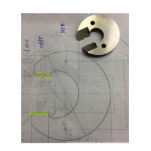 Детали пресс-форм из нержавеющей стали прецизионная обработка с чпу