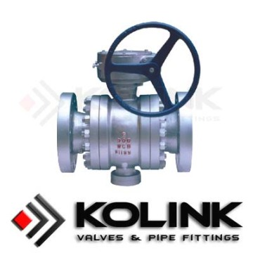 China for Stainless Steel Ball Valve Trunnion Mounted Ball Valve supply to Palau Factories