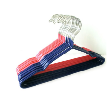PVC Coated Hangers Metal Hanger for Children