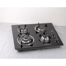 Встроенная газовая плита с 4 горелки Sabaf