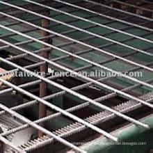 Paneles de malla de alambre