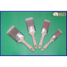 (SHSY-017) Plain Wooden Handle Paint Brush