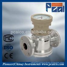 LC Oval Gear asphalt flowmeter