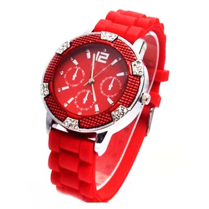 cheap silicone watch