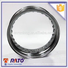 Roca de la rueda ancha de la motocicleta universal del acero 5.0 * 14 de la alta calidad 60