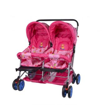 Parallel Seats  Luxury  Baby Twins Stroller