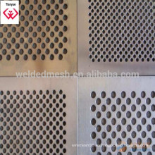 2015 Anping Hoja de Metal Perforada Galvanizada / Acero Inoxidable Hoja de Metal Perforada / Hoja de Metal Perforada Personalizada