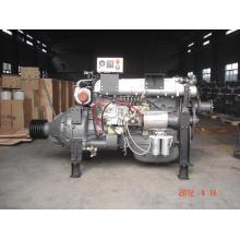 Dieselmotor Weichai 350HP mit Kupplung für das Ausbaggern des Schiffs