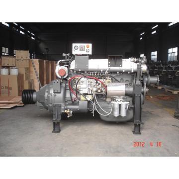 Weichai 350HP Diesel Engine with Clutch for Dredging Ship