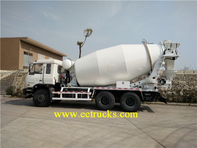 Dongfeng Concrete Mixer Importers