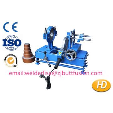 63mm-160mm SDS160 máquina de solda de fusão de soquete