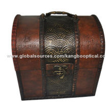 Wooden box for gift