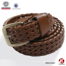 2015 new product to sale lady's Braided Belt