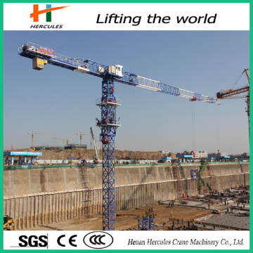 ISO Manufacturer Tower Crane with High Efficiency
