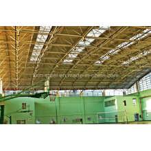 Fermeture en toiture en métal pré-conçue pour le bâtiment Gumnasium