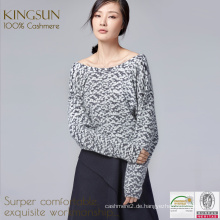 Digitaldruck Kaschmir, Kaschmirpullover Indien, Pullover Frau
