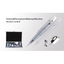 Alta qualidade permanente maquiagem / tatuagem máquina digital kit (zx2011-1)