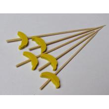 Горячий-Продайте Эко Бамбук Фруктовый Skewer / Stick / Pick (BC-BS1023)