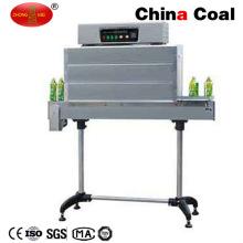 China Empaquetador automático del etiquetado del encogimiento del carbón Bss-1538b